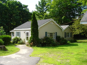 Residential Under Contract: 231 Chicopee Road