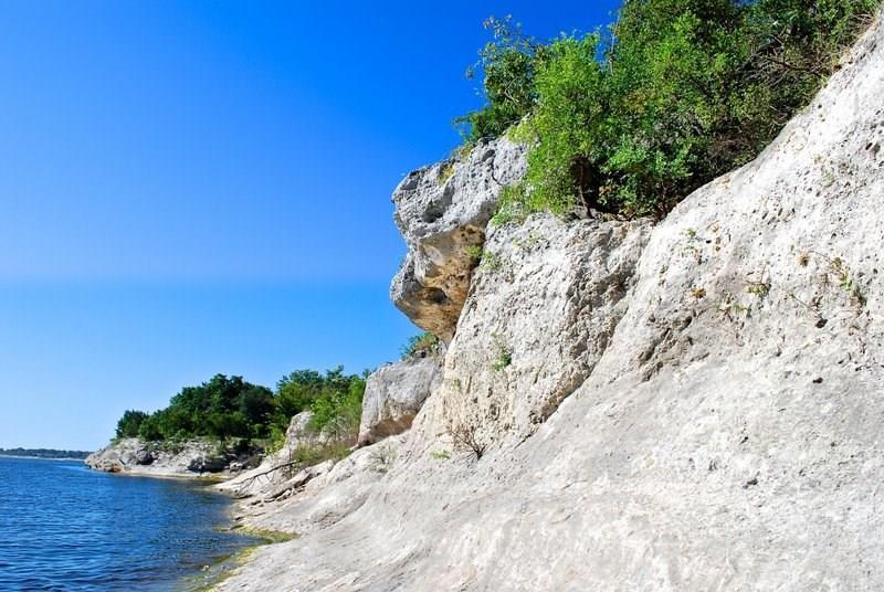 White Bluffs at Lake Whitney