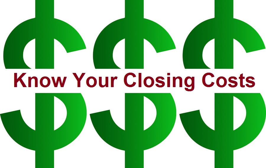 Closing Costs on a Home Sale