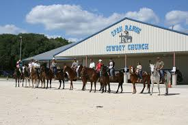 Open Range Cowboy Church -- LakeHomesLakeWhitney.com