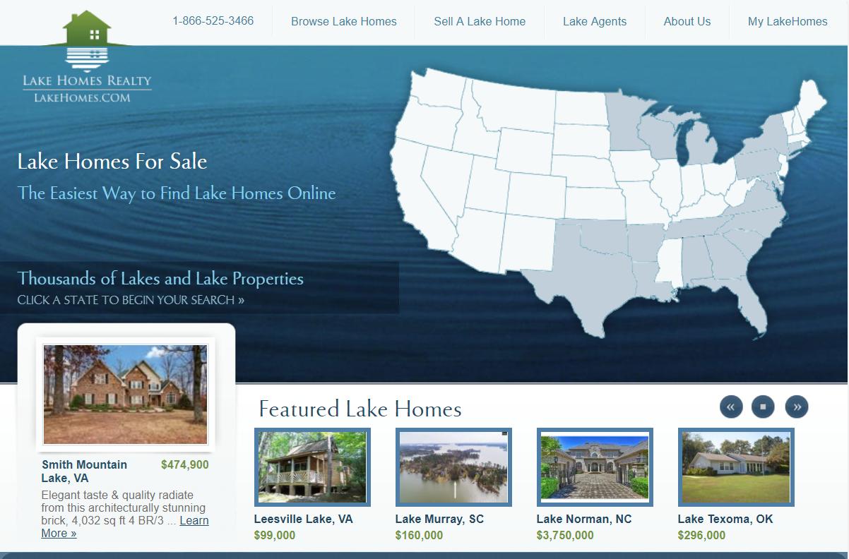 LakeHomes.com