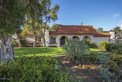 705 Alomar Street, Ojai, CA, 93023-4197 Sold