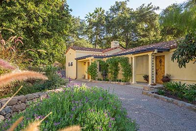 1369 Foothill Rd, Ojai CA 93023. Sold 1/9/18 for $1,945,000. On the market: 218