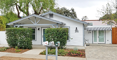316 N Montgomery Street, Ojai, CA, 93023-2746