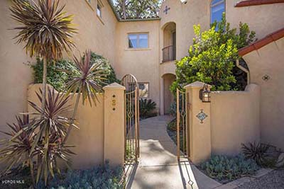 Sold S Montgomery Street townhomes in Ojai
