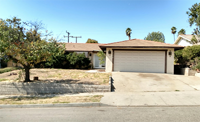 10475 N. Dale Ave., Oak View, CA 93022. Sold 2/26/18 $485,000