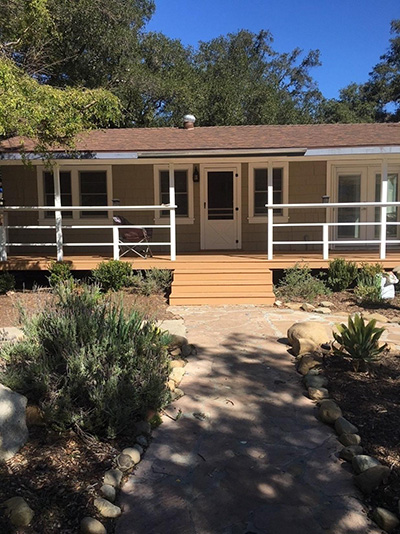 308 West Eucalyptus, Ojai CA 93023. Sold 3/17/18 $1,050,000