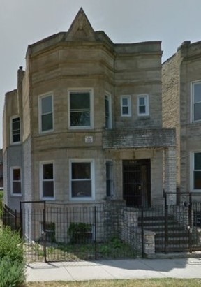 Chicago Multi Family Home Re-Activated: 3109 West Lexington Street