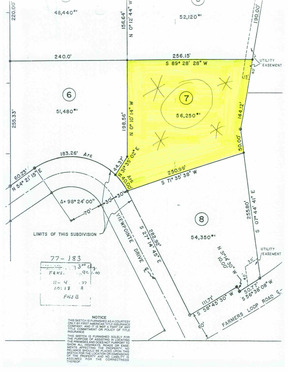 Land    Sold: 1204 Viewpointe Drive