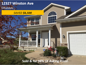 Single Family Home Sold: 12327 Winston Ave