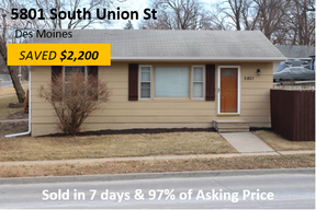 Single Family Home Sold: 5801 S Union Street