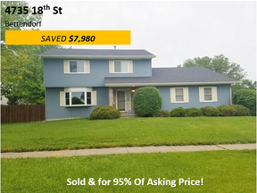 Single Family Home Sold: 4735 18th St