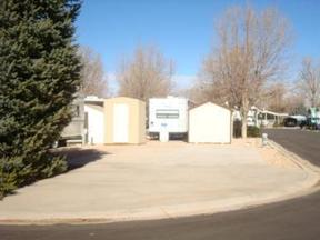 Lots And Land Sold: 420 Rhonda Foothills RV Park