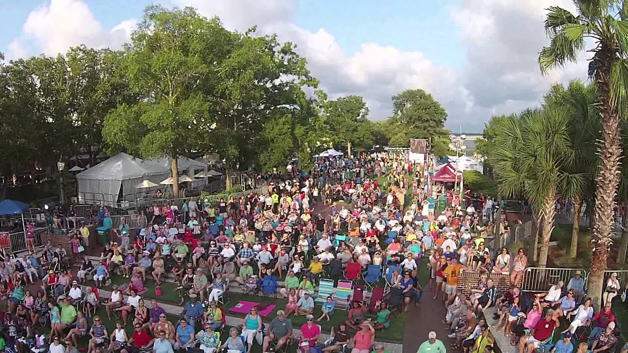 Here comes the Annual Beaufort Water Festival