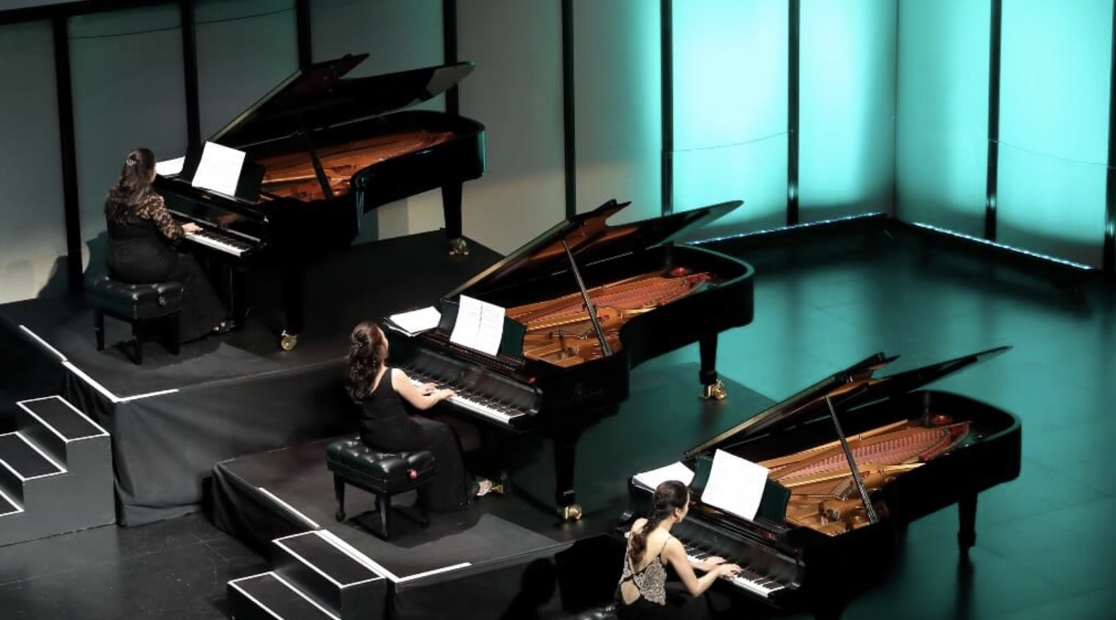 Waring International Piano Competition - FREE EVENTS