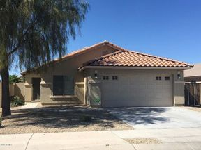 Single Family Home Sold: 16594 W Desert Bloom St