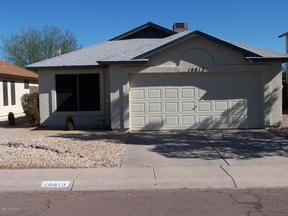 Single Family Home Sold: 19813 N 47th