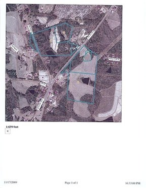 Commercial Listing Active: TBD US Hwy 15-501
