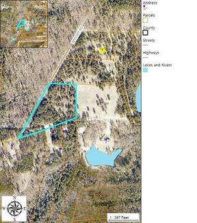 Lots And Land Active: Speight Tract 3a Road