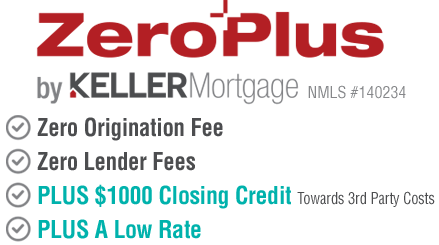 Zero Lender Fee Mortgage