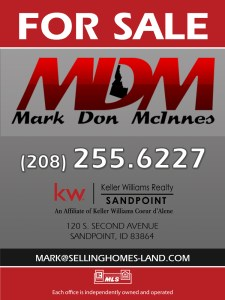 Sandpoint City Home Sales