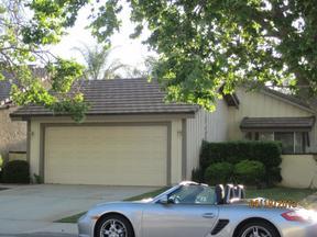 Moorpark CA Rental Moorpark Single Story: $2,695 Twenty-six-ninety-five