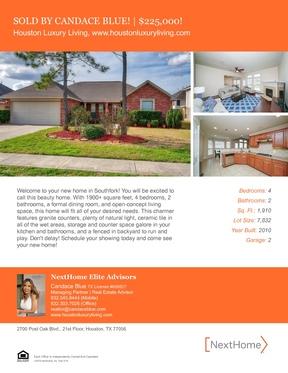 Single Family Home Sold: 3510 Ross Lane