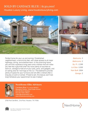 Single Family Home Sold: 12039 Green Coral Drive