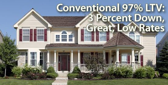 3% Conventional Loan