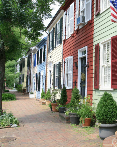 Homes for Sale in Alexandria, VA