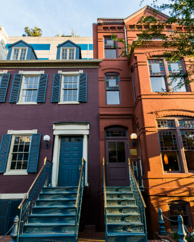 Homes for Sale in Old City #1, Washington, DC