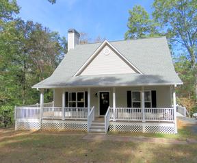 Single Family Home New: 1443 Robinson Rd
