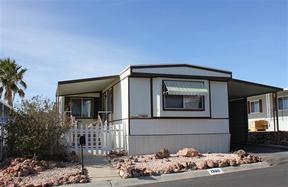 Manufactured Home Sold: 1300 Marwood St