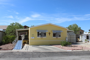 Manufactured Home Sold: 821 Clarice Lane