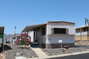 Manufactured Home Sold: 1282 Lynwood St