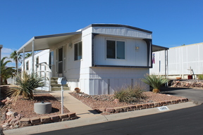 Manufactured Home Sold: 1302 Palmwood