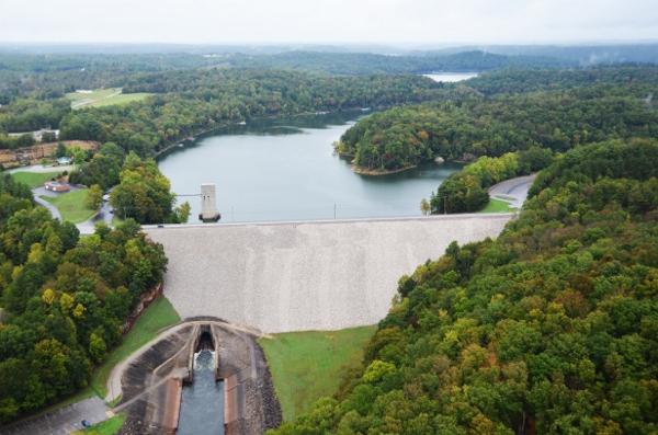 Nolin Lake Dam