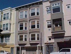 Residential Sold: 708 Haight Street