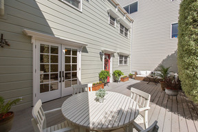Condo/Townhouse NOE VALLEY: 1120 A Church St