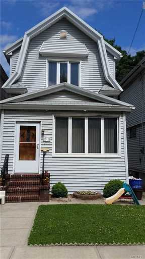 Single Family Home Sold: 85-13 123rd Street