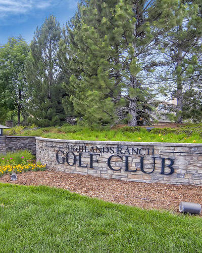 Homes for Sale in Highlands Ranch Golf Club, Highlands Ranch, CO