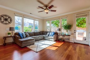 Single Family Home Sold: 13452 Moonflower Meadows Trail