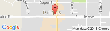 10 North Main Street, P.O Box 473 Driggs, Idaho 83422, United States
