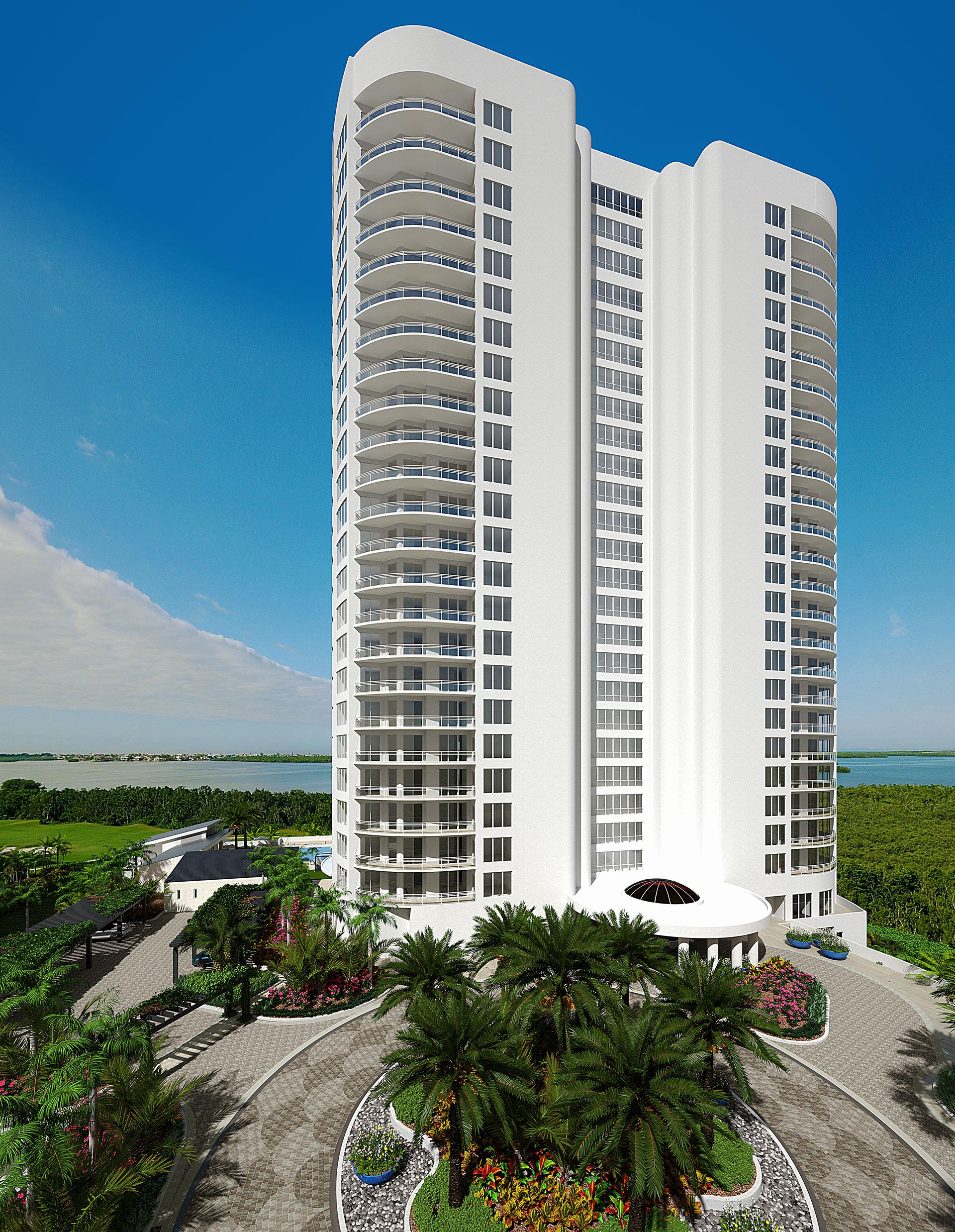 Omega Tower at Bonita Bay Bonita Springs FL