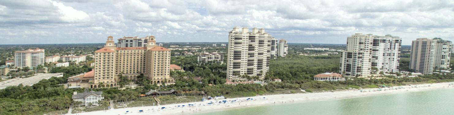 Pelican Bay community in Naples FL