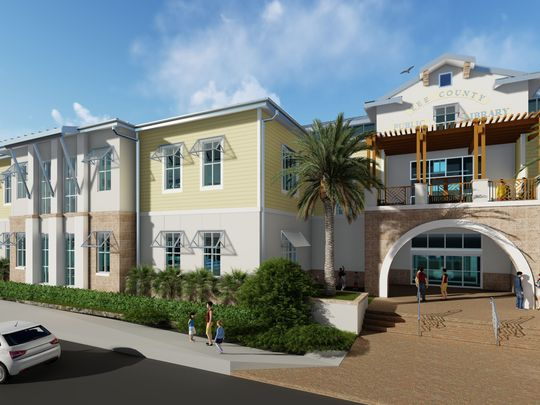 New 2019 Bonita Springs FL Public Library
