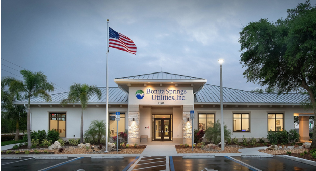 Bonita Springs utilities New Customer Service Building