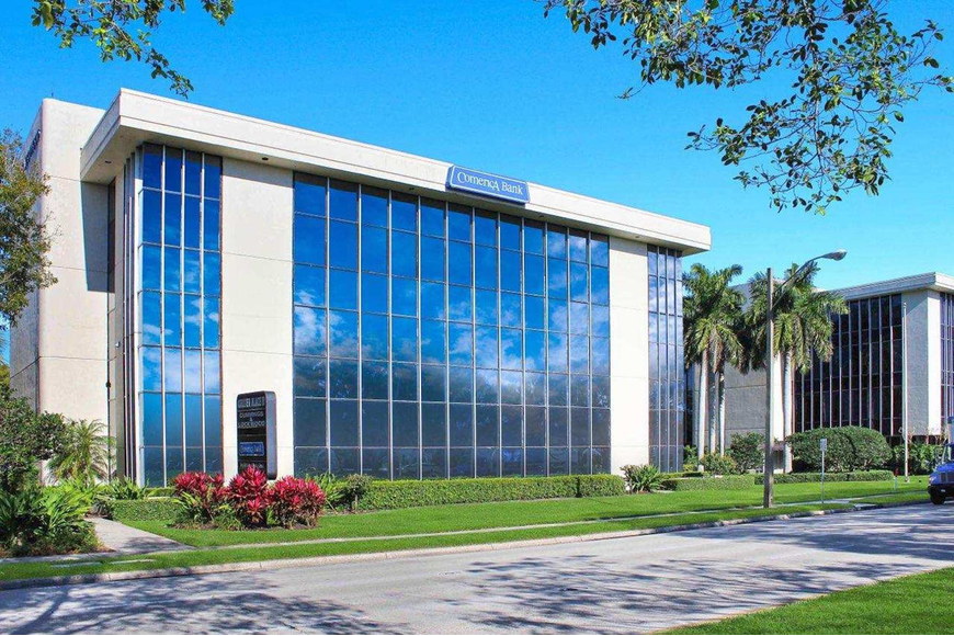 Collier Place office complex naples FL