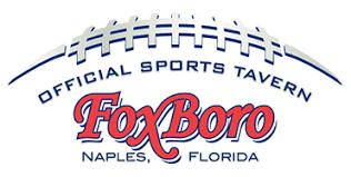 logo foxboro sports tavern naples fl
