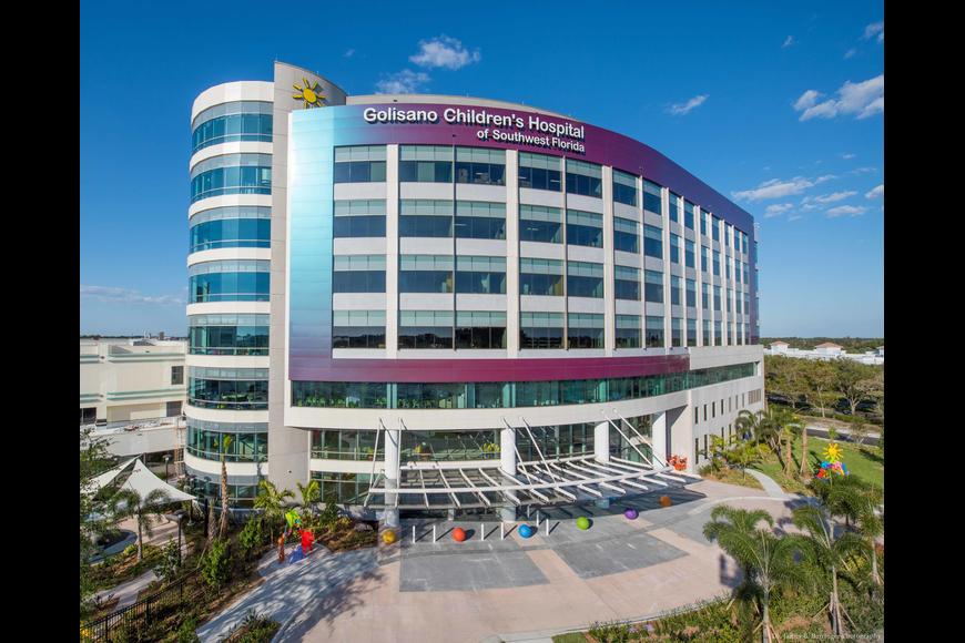 Golisano Childrens Hospital Lee County FL